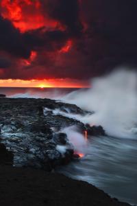Lava Flow Vis